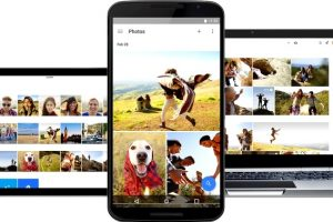 Online Storage for Pictures