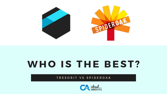 Tresorit vs SpiderOak