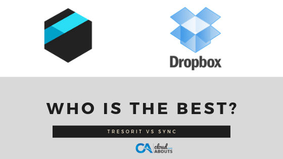 Tresorit vs Dropbox Compared - Who Wins in 2019 ? | Cloudabouts