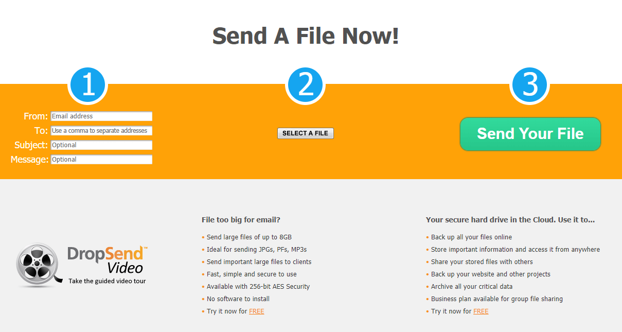 10 Free File Sharing Sites for Download Large Files in 2019