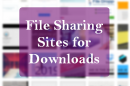 file sharing sites for downloading files free